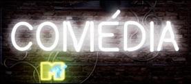 Logotipo Comédia MTV
