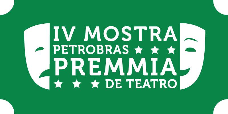 Logo-Mostra Petrobras Premmia de Teatro